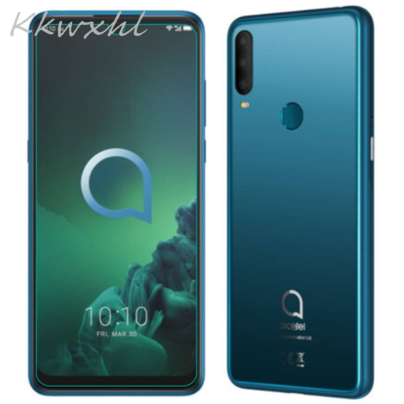 Smartphone 9H Tempered Glass For Alcatel 3X 2019 GLASS Protective Film On 3X2019 5048U 5048Y Screen Protector Cover