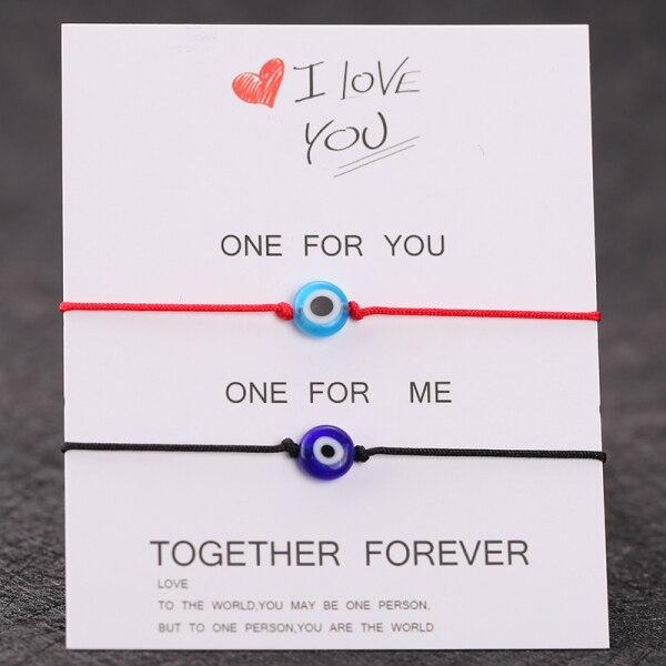 Bracelet pour les couples