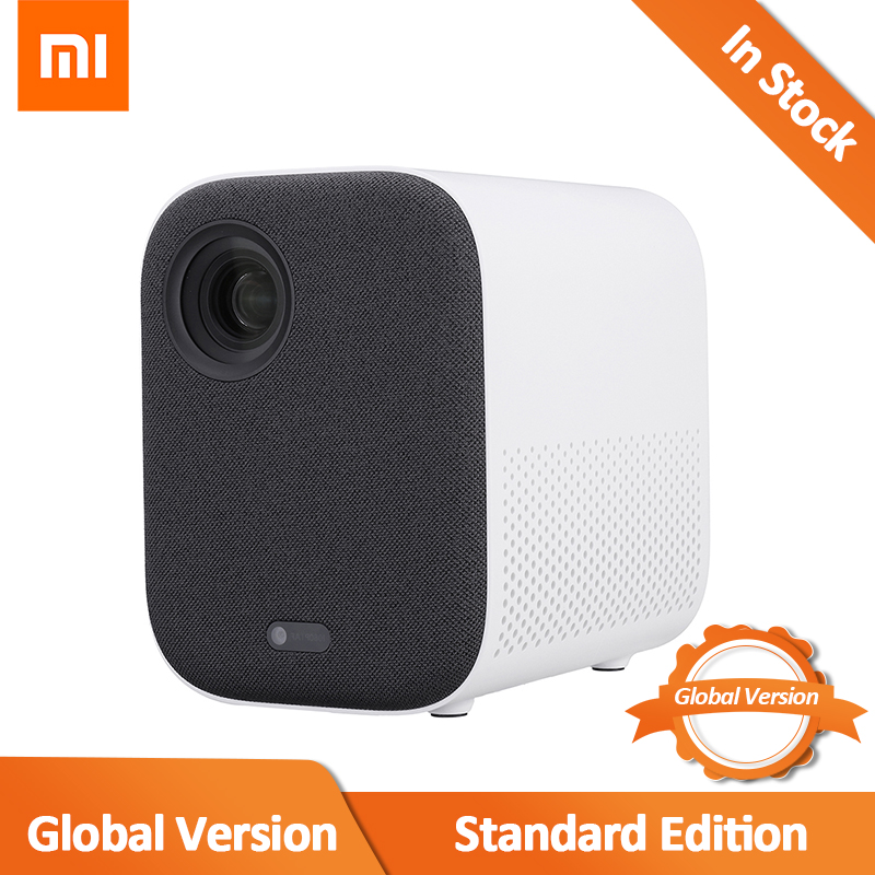 XIAOMI Mijia Projector 4k 3D AI 2+8GB Full HD 1080P 30000 LED Wifi Bluetooth 500ANSI For Home Theater Global Version