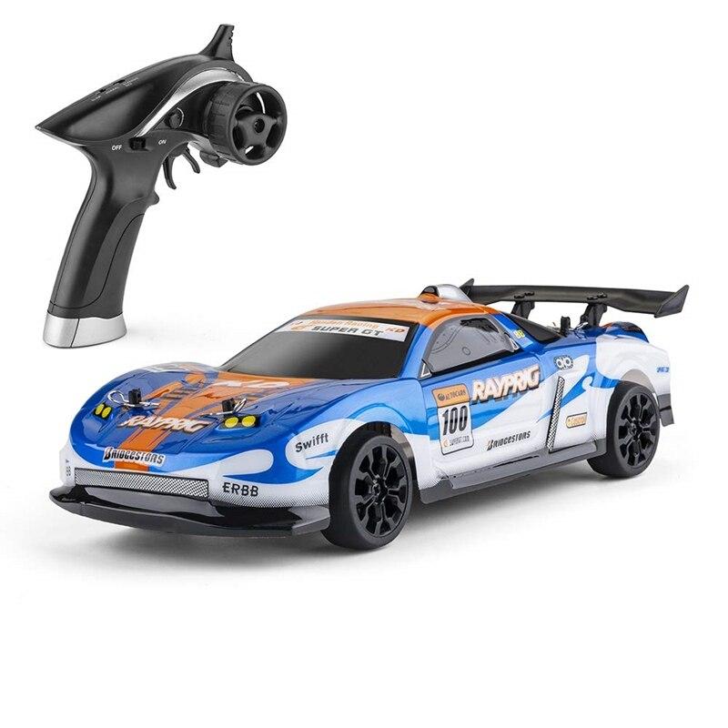 Rc voitures 1:18 échelle télécommande voiture 4Wd 2.4Ghz Rc dérive voitures pour adultes et enfants jouet électrique Rc véhicules pour garçons ou filles - 2