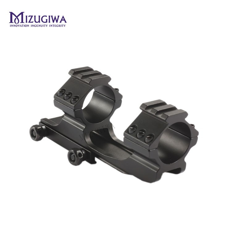mizugiwa polegada 30mm adaptadores anel heavy duty 05