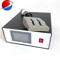 Transdutor ultrassônico da soldadura para conduzir o gerador plástico ultrassônico da soldadura da fonte de alimentação 2000w