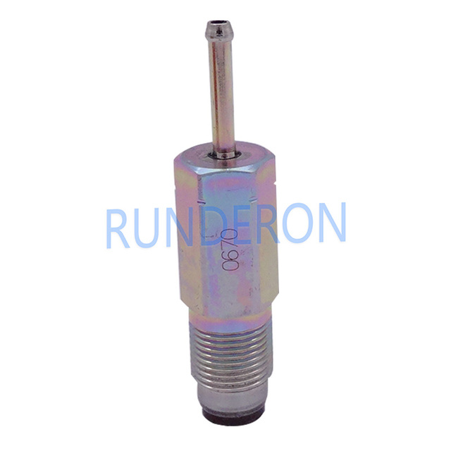 Fuel System Common Rail Pressure Relief Valve 095420 0670 for TOYOTA Vigo PLV