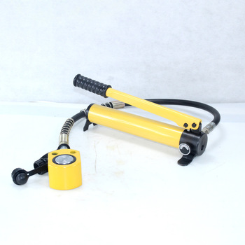 High Pressure Hydraulic Manual Pump Portable Hydraulic Pump 700 Kg / cm2 900CC Hydraulic Pump high pressure hydraulic manual pump portable hydraulic pump 700 kg cm2 900cc hydraulic pump