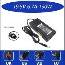 Новый 130W 19,5 V 6.7A AC Мощность адаптер Зарядное устройство для Dell Inspiron XPS 15 17