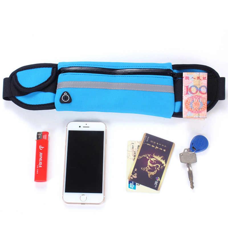 עבור מבוך אלפא 4G LTE עמיד למים חיצוני ספורט ריצה מותניים חגורות תיק טלפון מחזיק עבור M-סוס טהור 1 5.7 אינץ Armband תיק