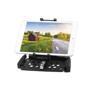 Image 4 - Tablet סוגר לdji Mavic מיני ניצוץ פרו Mavic 2 זום Mavic אוויר 2 Drone בקר קליפ הר טלפון סטנט מחזיק אביזרי