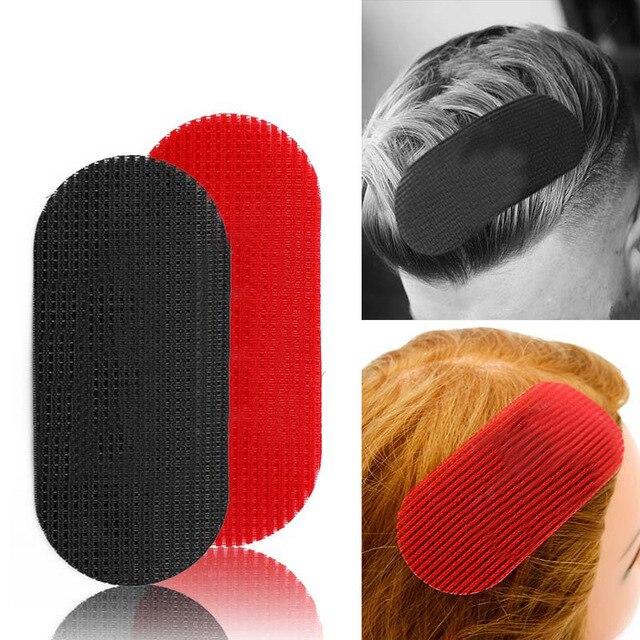 2 Pcs Men's Hair Holder Hairpins Hair Care Styling Tools Barber Accessories Salon Hair Gripper Tools Hair Dryer Haircut Cutting