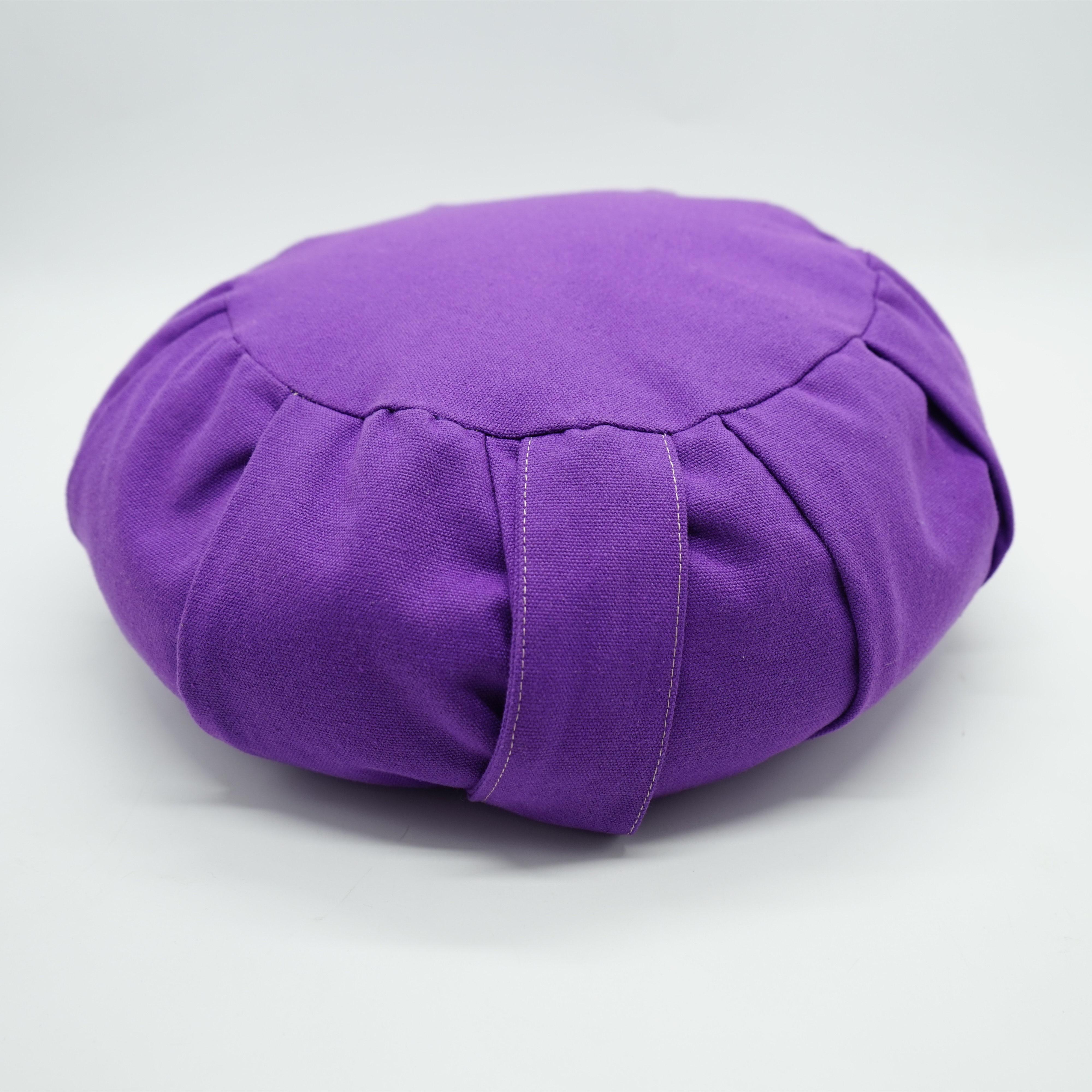 100% Cotton Buckwheat Meditation Cushion