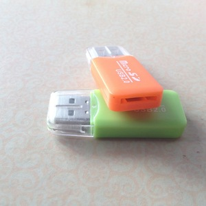 Image 5 - High Speed Mini USB 2.0 Micro SD TF T Flash Memory Card Reader Adapter for PC Laptop Usb Card Reader