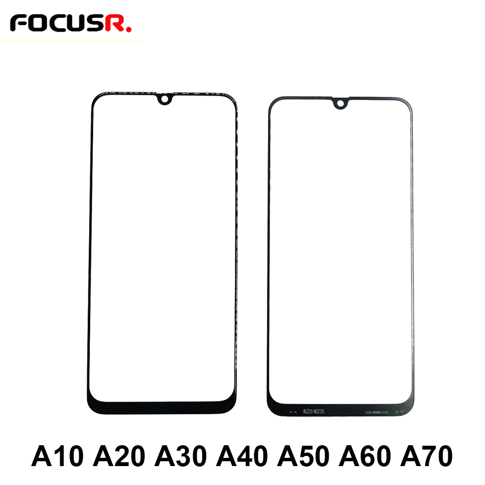 Touch Glass Mobile Outer Glass Lens For Samsung A10 20 30 40 50 60 70 Mobile Phone Parts Mobile Phone Touch Panel Repair Parts