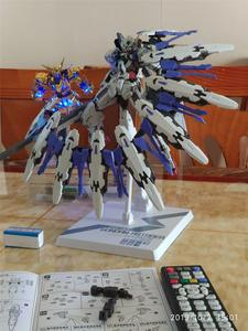 Image 4 - DL model Multi Form Floating shields for Bandai HS 1/100 MB Astraea / Avalanche Astraea Gundam DD060