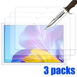3 упаковки закаленное стекло для защиты экрана для Huawei matepad T8 T10 T10s 10,4 pro 10,8 защитная пленка