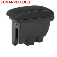 Styling Car-styling Car Arm Rest Decoration Accessories Upgraded Auto Accessory Armrest Box 17 18 FOR Skoda Spaceback