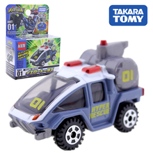 TAKARA TOMY Action Figure Speed Rescue Children Gifts Doll Toys Transformation TOMICA Rescue Deformation Police Car Toy tomica бежевый
