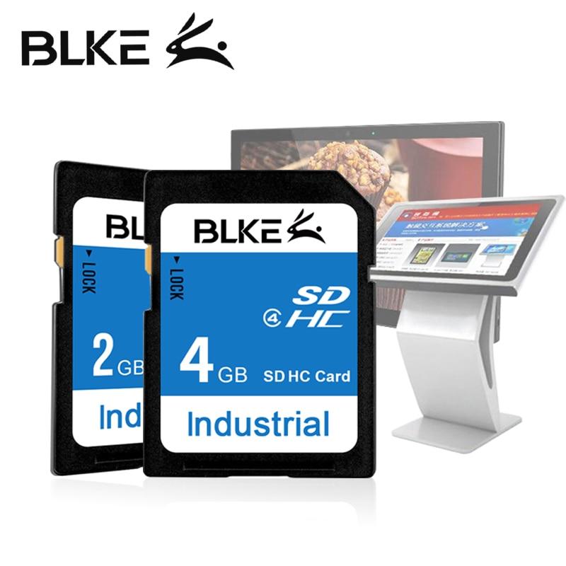 BLKE SD карта 128MB 256MB 512MB 1GB 2GB 4GB 8GB карта памяти для Mitsubishi M80 рекламная машина 3D принтер ЧПУ Цифровая камера
