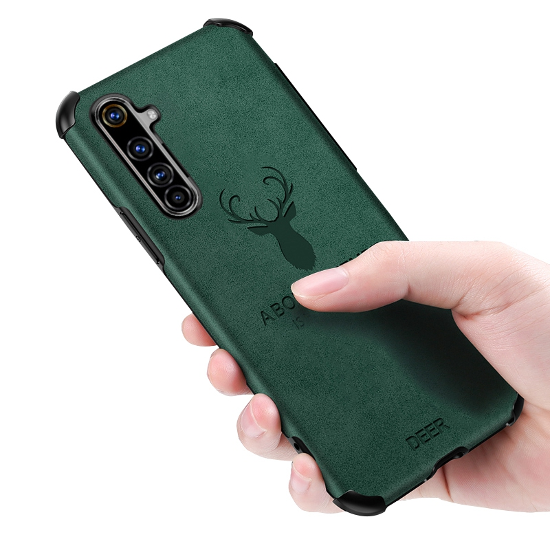 Luxury Leather Phone Case For OPPO A5 A9 2020 Reno 2 Z K1 K5 Find X2 Lite Neo Realme 5 6 Pro 5i 5S 6i 6S Q XT X2 X50 Pro Cover|Fitted Cases|   - AliExpress