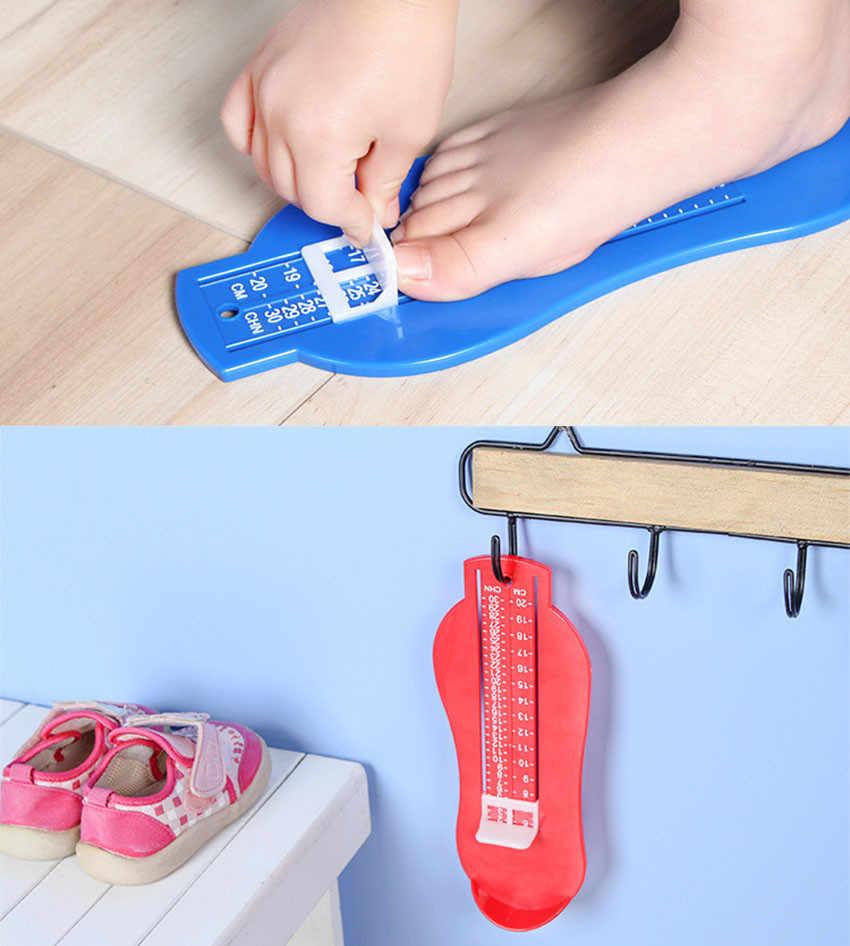 Çocuk ayak ölçüm göstergesi ayak boyutu aracı bebek cihazı cetvel seti fantastik ölçüm aracı seçtiğiniz için uygun ayakkabı