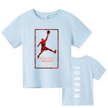 Casual Children's Clothes 2 Pieces of Clothes Clothes Green Cool Boy T-shirt Boys Sportswear Children and Adolescents T-shirt