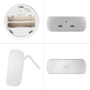 Image 5 - Датчик температуры и влажности Tuya ZigBee для умного дома со светодиодный ным экраном, хаб для умного дома и Tuya Zigbee
