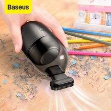 Автомобильный мини пылесос baseus портативный беспроводной ручной