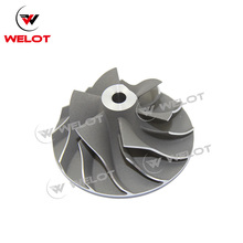 Casting-Compressor-Wheel Turbo for 700625-0001 WL3-0637