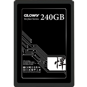 Gloway High quality 5 years warranty SSD 240GB  1TB SATAIII SSD SATA3 240gb SSD Solid state drive HD with Factory price 720gb 2t