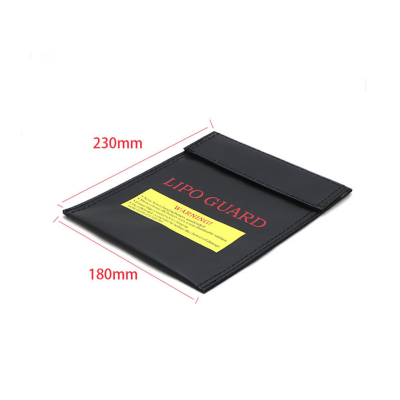Li-Po Battery Explosion Fireproof  Proof Safety Battery Bag Charging Sack 18x23x6cm For RC Lipo Battery
