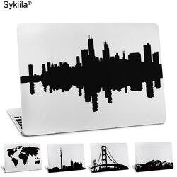 Уравнение квадратный корень груша ложка стикер для Apple Macbook кожи Air 11 13 Pro 13 15 17 Retina ноутбука автомобиля стены винил логотип наклейка