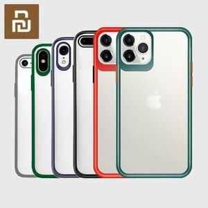 Image 1 - WIZ טלפון מקרה כיסוי שקוף חזרה כיסוי מקרה עדשת הגנה עבור iPhone 11/11 Pro/11 פרו מקס/XS מקס/XS/X/XR/7P/8P/7/8