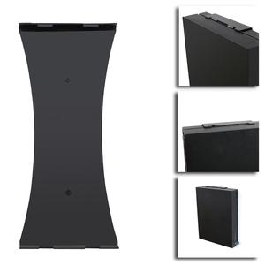 Image 4 - אנכי עריסת Stand קיר הר Bracket סטנט משחק לוח בקרה תמיכה מחזיק קיר סוגר עבור Xbox אחד X משחק קונסולה