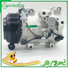 AC A/C klimatyzacja pompa chłodząca sprężarki 6SBU16C PV7 dla Lexus IS250 GS350 GS300 2.5 3.5 4GR 3GR 883203A270 883203A300