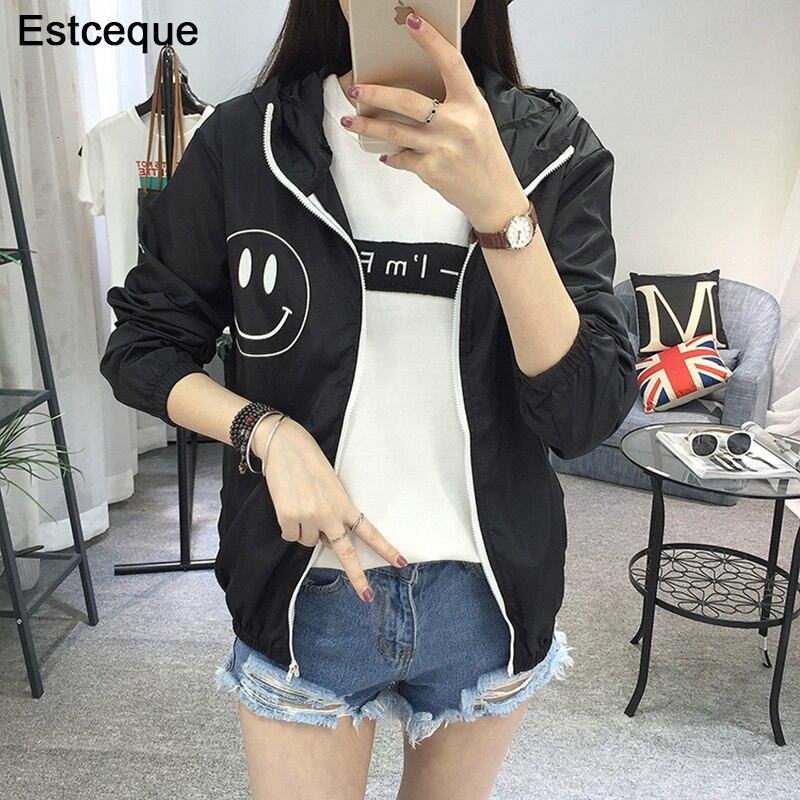 Women's   Jackets   2019 New Fashion Women Hooded   Basic     Jacket   Unforced Dunne Windjack Women's Exit   Jacket