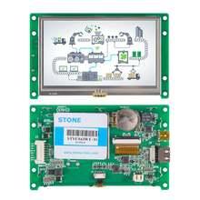 ЖК монитор stone 43 дюйма hmi tft для новой автомобильной навигационной