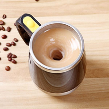 Automatic Mug One-Button Electric Stirring Cup Coffee Milk Lazy Person Special Stainless Steel Juice Mixing