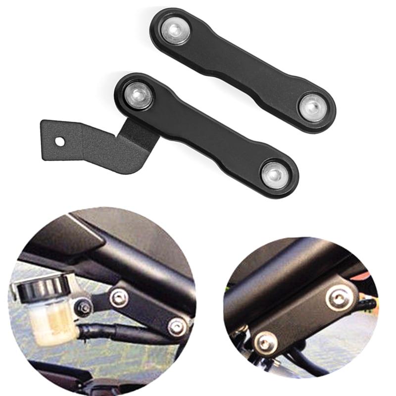 Комплект для удаления пассажирских ножек MT07 FZ07, удаление удаленных ножек для YAMAHA MT 07 FZ 07 2014-2017, аксессуары для мотоциклов