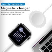 Быстрое зарядное устройство для apple watch 6 5 4 3 2 se 1 магнитный
