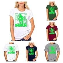 LMFAO  Everyday I/'m Shufflin Music Kids Girls Boys T-Shirt Age 1-13