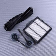 LETAOSK New Side Brushes HEPA Filter Roller Brush Kit Accessories Fit for Shark ION Robot RV700_N RV720_N RV750_N RV850