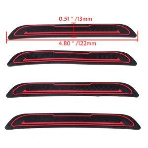 Image 3 - POSSBAY 4 Teile/satz Auto Tür Rand Schutz Streifen Scratch Protector Teile Anti kollision Aufkleber für Universal Auto Gummi Aufkleber
