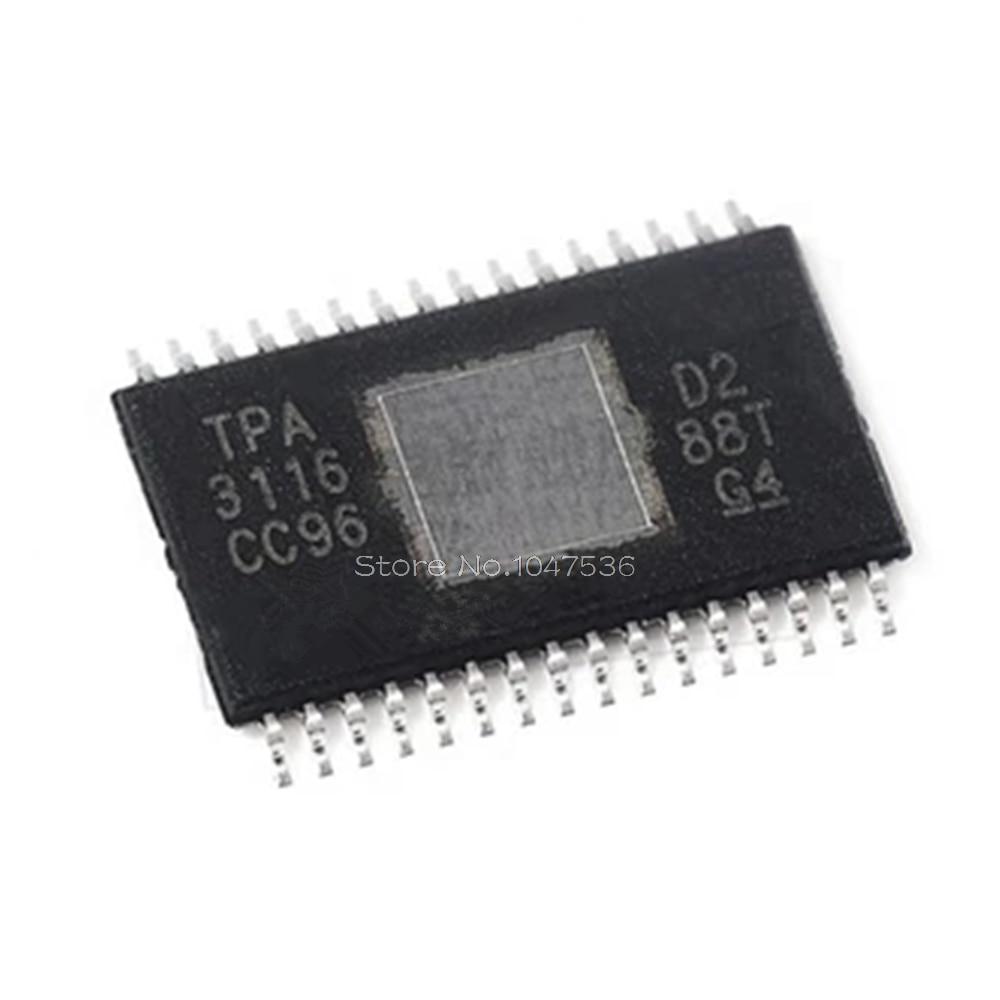 2 шт./лот tpa3116d2dock HTSSOP32 TPA3116D2 HTSSOP-32 TPA3116 TSSOP IC chip новый оригинальный