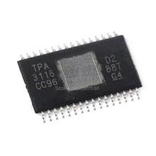 2 PÇS/LOTE TPA3116D2DADR HTSSOP32 TPA3116D2 HTSSOP-32 TPA3116 TSSOP IC chip original novo