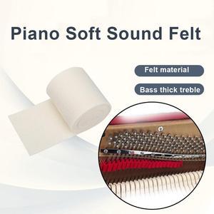 Zniżki! Tłumik fortepianowy filc/Tuning wełna akcesoria do instrumentów muzycznych wysoki dźwięk pochłaniający dźwięk trwały i miękki hurt