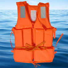 1pcs Universal Adult Life Vest Jacket Swimming Boating Beach Outdoor Survival Aid Safety Jacke