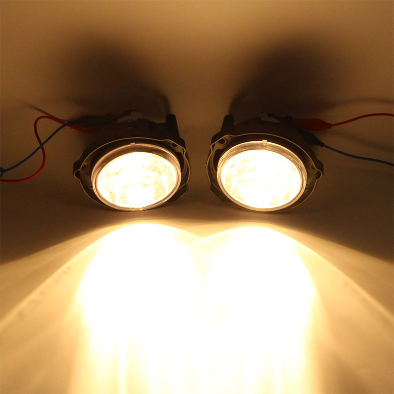 H8 LED lampa med 18x 5050 SMD för 12 V | Stylingwebben