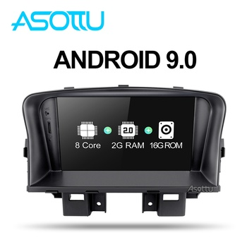Asottu ZLKLZ7060  Android 9.0 car dvd radio player For Chevrolet Cruze 2008 2009 2010 2011 2012 car dvd gps stereo player