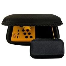 רטרו משחק קונסולת הגנת שקית אבק הוכחה אחסון תיק נשיאת מקרה תיבת עבור RG351v משחק מארח כרטיס קורא מזג סרט