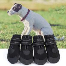 Водонепроницаемая Обувь для собак носки зимние износостойкие