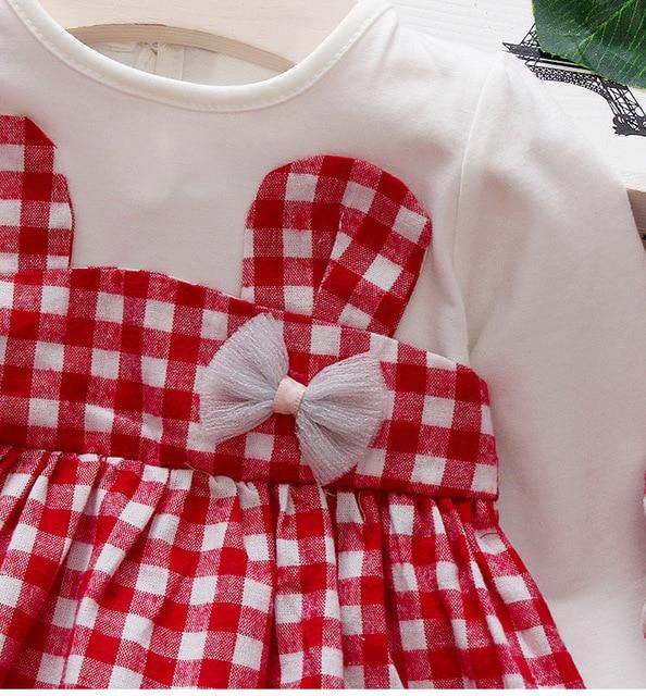 Śliczna chusta dziewczynka maluch sukienka ubrania letnia wiosna z długim rękawem księżniczka Tutu sukienki niemowlę impreza dla dzieci sukienka świąteczna