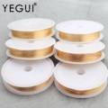 YEGUI M788, аксессуары для ювелирных изделий, медная проволока, позолота 18k, 0,3 микрон, изготовление ювелирных изделий, diy браслет ожерелье, один р...